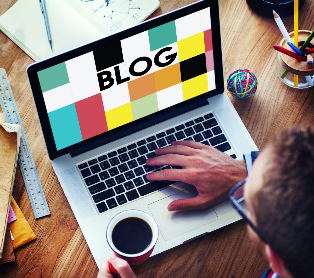 Blog personal - Disseny i configuració
