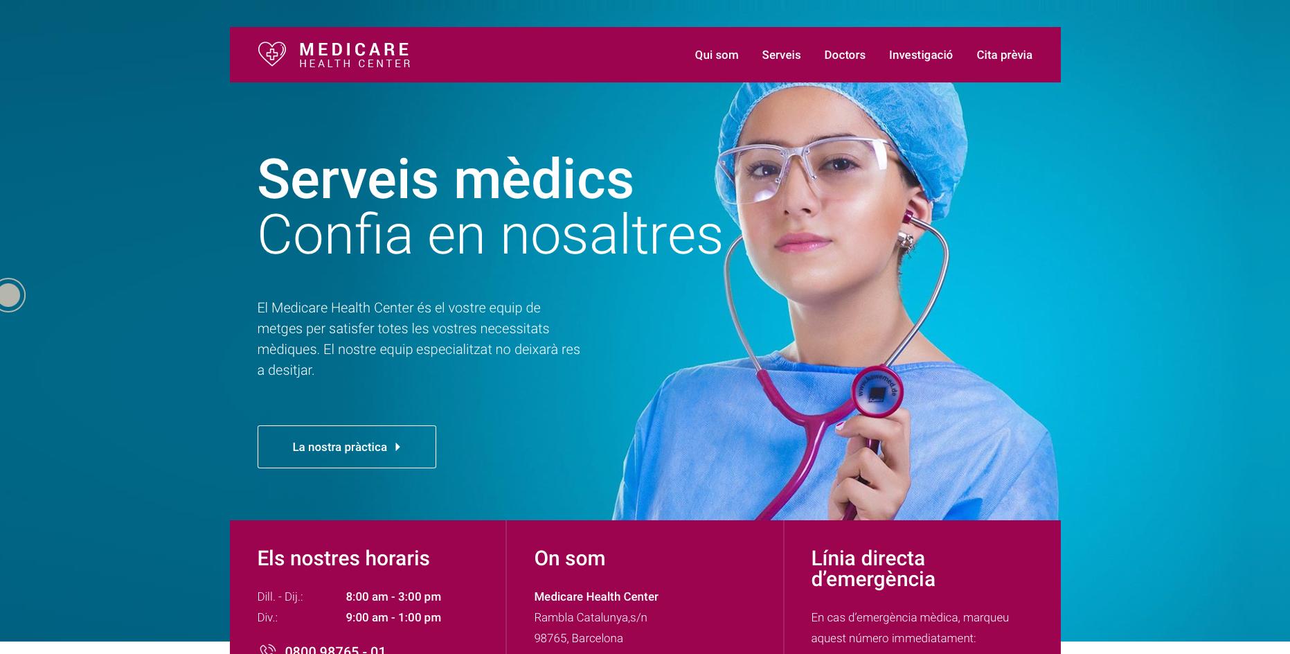 Clíniques i veterinaris